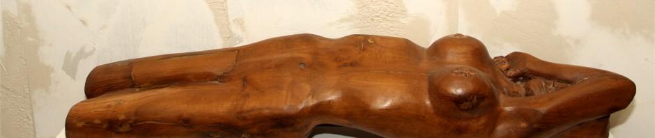 (Holz, 117x24x23 cm)